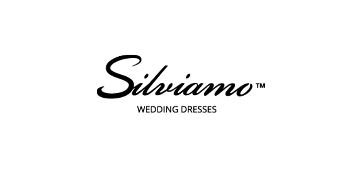 Silviamo wedding dreses logo