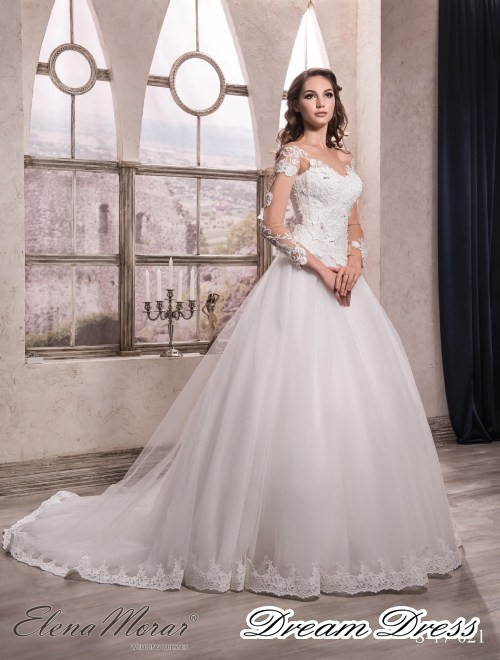 Svatební šaty   kolekce 2018 č. 3  82c1fbae3bd