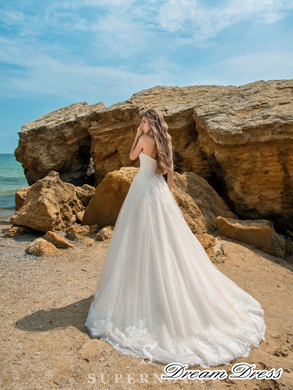 Svatebni Saty Na Zakazku Silviamo Dream Dress Svatebni Salon