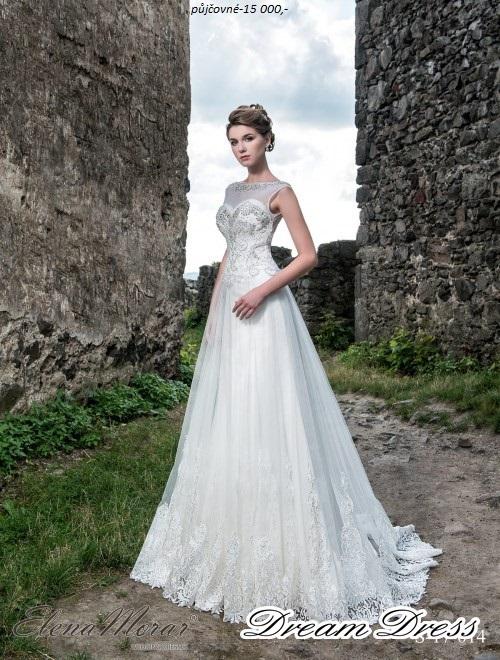 Svatebni Saty Na Zakazku Dream Dress Svatebni Salon Kromeriz